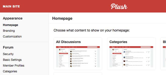 PlushForums - Features